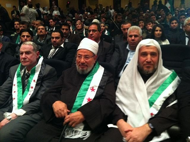 WHY THE UNITED STATES SHOULD OFFICIALLY LABEL THIS MUSLIM BROTHERHOOD LEADER A TERRORIST